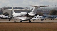 N586M @ DAB - Paul Menard Citation X+