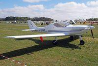 G-DYNA @ EGHP - Aerospool WT-9 Dynamic [DY135/2006] Popham~G 05/05/2013 - by Ray Barber