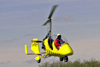 G-PAFF @ EGHP - AutoGyro Europe MTO Sport [RSUK/MTOS/039] Popham~G 03/05/2014