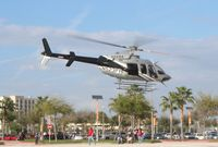 N523PY - Bell 407 at Heliexpo Orlando