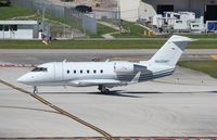 N600NP @ FLL - Challenger 600