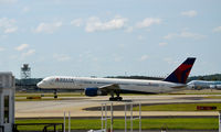 N532US @ KATL - Nose wheel liftoff Atlanta - by Ronald Barker
