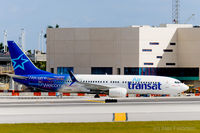 C-GTQG @ FLL - Ft. Lauderdale - by Alex Feldstein