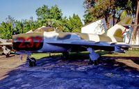 237 - Museo del Aire Havana 5.12.03 - by leo larsen