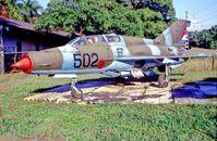 502 - Museo del Aire Haana 5.12.03 - by leo larsen