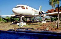 CU-T816 @ SCU - Santiago de Cuba SCU 6.12.03 - by leo larsen