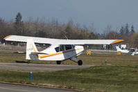 C-FLCH @ CYNJ - Unfortunately I couldn't get a decent shot of the front - by Guy Pambrun
