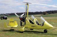 G-JWNW @ EGHP - Magni M-16C Tandem Trainer [16-10-5644] Popham~G 05/05/2013