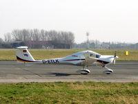D-ETLK @ EBOS - Noordzee Vliegclub - by Joeri Van der Elst