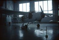 C-GCYV @ CYWG - At the Royal Aviation Museum of Western Canada, Winnipeg, Manitoba in 1985. - by Alf Adams