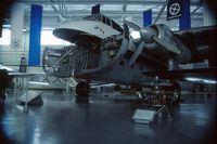 CF-WAE @ CYWG - At the Royal Aviation Museum of Western Canada, Winnipeg, Manitoba in 1985. - by Alf Adams