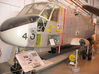 CX8403 @ CYWG - At the Western Canada Aviation Museum, Winnipeg, Manitoba in 2009. - by Alf Adams