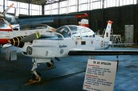 54 @ LFOC - Socata TB-30 Epsilon, Canopée Museum Châteaudun Air Base 279 (LFOC) - by Yves-Q