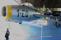 29061 @ LFOC - Republic F-84F Thunderstreak, Canopée Museum Châteaudun Air Base 279 (LFOC) - by Yves-Q