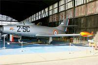 231 @ LFOC - Dassault MD-450 Ouragan, Canopée Museum Châteaudun Air Base 279 (LFOC) - by Yves-Q