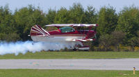 N348MM @ KTVR - The Best Little Airshow In The World - by Clark Word