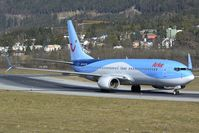 PH-TFA @ LOWI - first visit of Arke