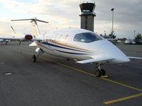 N102SL @ KBLI - N102SL - by HawkPilot9AL