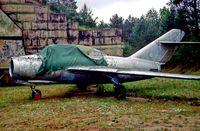 135 @ EDAV - Finow Air Museum 12.5.04 - by leo larsen