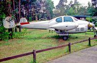 DDR-WLA @ EDAV - Finow Air Museum 12.5.04 - by leo larsen