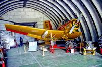 DM-SVT @ EDAV - Finow Air Museum 12.5.04 - by leo larsen