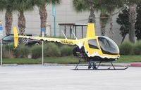N44UH - Robinson R22 at Heliexpo Orlando