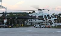 N522PB - Bell 407 at Heliexpo Orlando