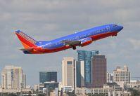 N670SW @ FLL - Southwest 737