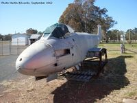 A77-878 - Currently at the FAA Museum in Nowra since 2008. - by Photographed in 2012 by unknown:  (uploaded by Jesus Bern).