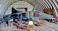 720 @ EDAV - Finow Air Museum Germany 12.5.04 - by leo larsen