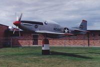 44-74407 @ KFAR - At Hector Field, Fargo, North Dakota in 1991. - by Alf Adams