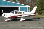 G-BGWM @ EGTB - Thames Valley Flying Club - by Chris Hall
