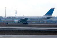 9K-AMB @ EDDF - Landing - by Roberto Cassar