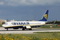 EI-EMD @ LMML - B737-800 EI-EMD Ryanair - by Raymond Zammit
