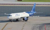 N709JB @ FLL - Jet Blue Excede (binary plane)