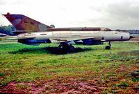 589 @ EDAV - Finow Air Museum 12.5.04 - by leo larsen