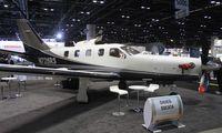 N728RS - TBM-700 at NBAA Orlando