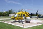 N419P @ TS58 - At Denton Regional Hospital - by Zane Adams