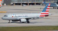 N809AW @ MIA - American A319