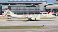 N855GT @ MIA - Etihad Crystal Cargo 747-8