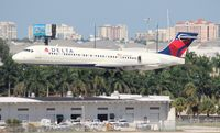 N894AT @ FLL - Delta 717