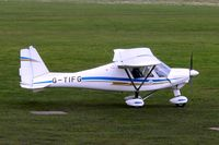 G-TIFG @ EGCB - City Airport Manchester - by Guitarist