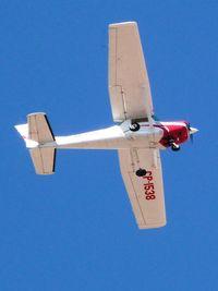 CP-1538 @ SLET - Overflying Santa Cruz de la Sierra - by confauna
