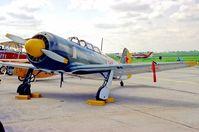 D-FYAK @ EDDB - Berlin Air Show 14.5.04 - by leo larsen