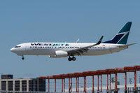 C-FWVJ @ CYYZ - On short final for runway 24R at Toronto Pearson - by BlindedByTheFlash