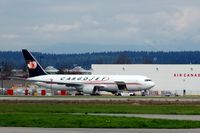 C-GYAJ @ YVR - now with Cargojet.At YVR - by metricbolt