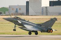 11 @ LFRJ - Dassault Rafale M, Take off rwy 08, Landivisiau Naval Air Base (LFRJ) - by Yves-Q
