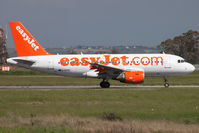 G-EZDC @ LIRF - Taxiing