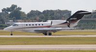 N979QS @ ORL - Citation X