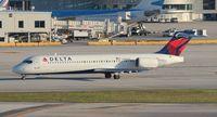 N981AT @ MIA - Delta 717